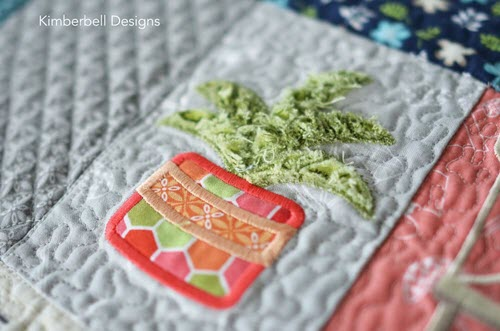 Kimberbell Make Yourself at Home Quilt Kit