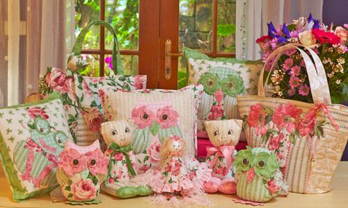 Twit Twit Pillow Pattern Sew Creative Cottage